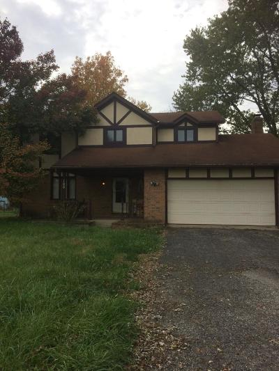 Single Family Home For Sale: 780 Bowen Road