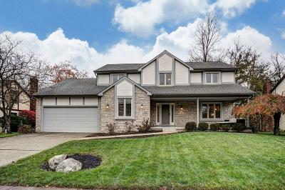 Westerville Single Family Home Contingent Finance And Inspect: 185 Mainsail Drive