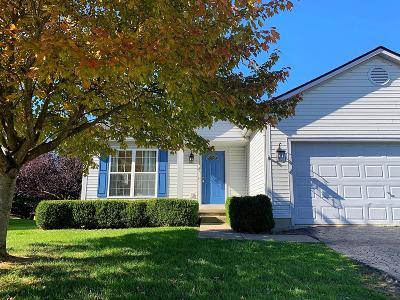 Hilliard Single Family Home Contingent Finance And Inspect: 2659 Westrock Drive