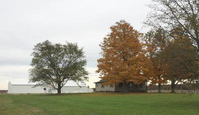 Mount Sterling Single Family Home For Sale: 8069 State Route 56