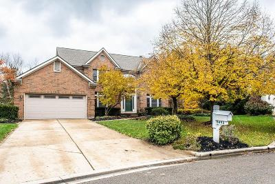 Westerville Single Family Home For Sale: 5642 Ridgewood Avenue