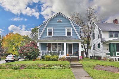 Clintonville Single Family Home Contingent Finance And Inspect: 3093 Summit Street