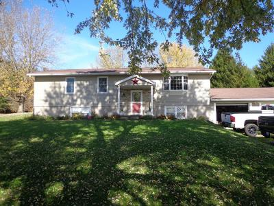 Rushville Single Family Home Contingent Finance And Inspect: 8236 Pleasantville Road NE