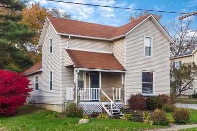 Centerburg Single Family Home For Sale: 140 Union Street