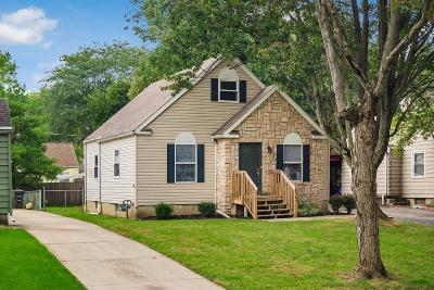 Clintonville Single Family Home For Sale: 585 Chatham Road