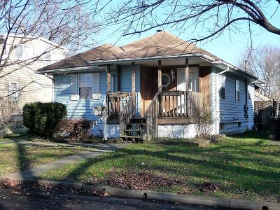 Lancaster Single Family Home For Sale: 112 N George Street