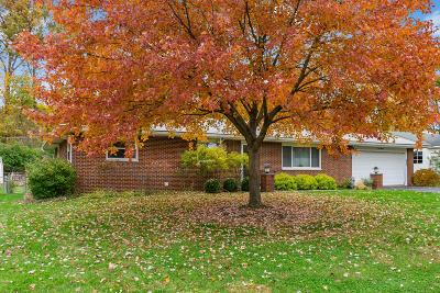 Columbus Single Family Home For Sale: 500 E Schreyer Place