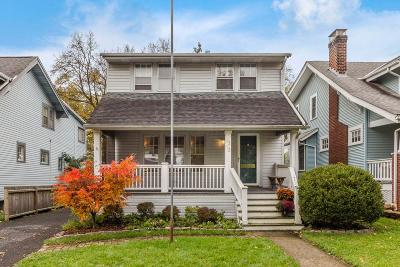 Columbus Single Family Home For Sale: 1313 Mulford Road