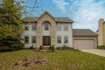 Westerville Single Family Home For Sale: 5773 Honors Court