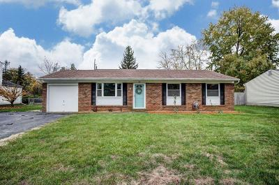Westerville Single Family Home Contingent Finance And Inspect: 745 County Line Road