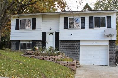 Westerville Single Family Home Contingent Finance And Inspect: 5922 Dakar Road W