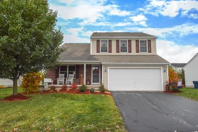 Marysville Single Family Home Contingent Finance And Inspect: 2029 Preakness Place