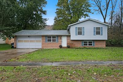 Heath Single Family Home Contingent Finance And Inspect: 611 Huron Drive