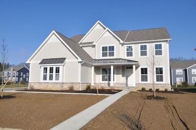 Westerville Single Family Home For Sale: 818 Bigham Ridge Boulevard #Lot 30