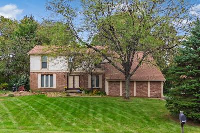 Pickerington Single Family Home Contingent Finance And Inspect: 10311 N Crosset Hill Drive