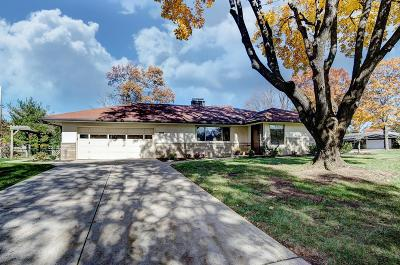 Columbus Single Family Home For Sale: 536 Fairlawn Drive