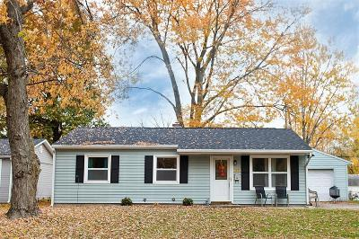 Delaware Single Family Home Contingent Finance And Inspect: 55 Vaughn Road