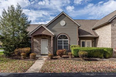 Reynoldsburg Condo Contingent Finance And Inspect: 7682 Redman Lane