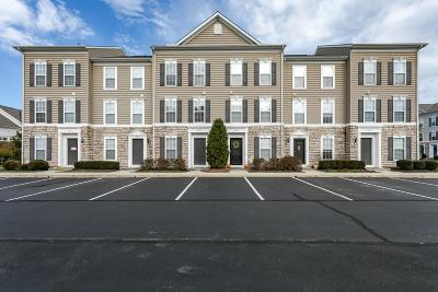 Blacklick Condo Contingent Finance And Inspect: 8172 Hawkswillow Drive