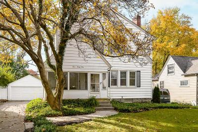 Clintonville Single Family Home Contingent Finance And Inspect: 391 Arden Road