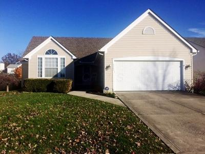Westerville Single Family Home For Sale: 5562 Breshly Way