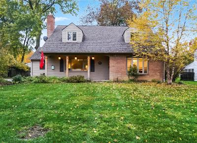 Columbus Single Family Home For Sale: 2723 Mount Holyoke Road