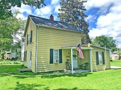 Mount Vernon OH Single Family Home For Sale: $60,000