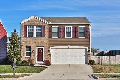 Lockbourne Single Family Home Contingent Finance And Inspect: 5024 Grimm Drive