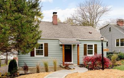 Single Family Home For Sale: 1241 Mulford Road