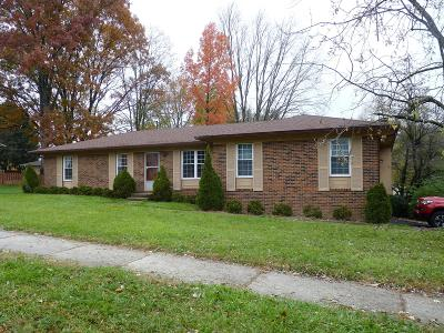 Westerville Single Family Home Contingent Finance And Inspect: 450 Cherrington Road