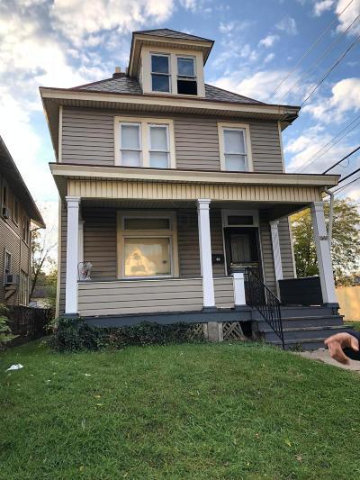 Columbus Single Family Home For Sale: 855 Miller Avenue