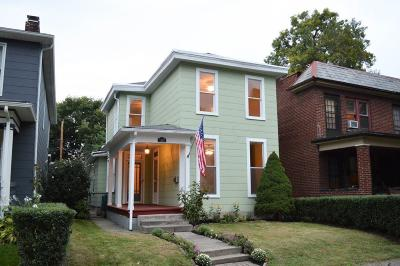 Columbus Single Family Home For Sale: 1141 Highland Street