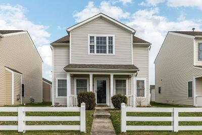 Canal Winchester Single Family Home Contingent Finance And Inspect: 5830 Winchester Pike