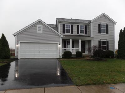 Groveport Single Family Home For Sale: 4926 Founders Drive