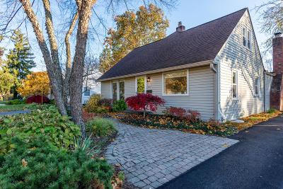 Upper Arlington Single Family Home Contingent Finance And Inspect: 2215 Cranford Road