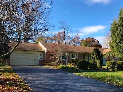 Columbus Single Family Home For Sale: 3841 Chevington Road