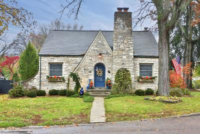 Franklin County, Delaware County, Fairfield County, Hocking County, Licking County, Madison County, Morrow County, Perry County, Pickaway County, Union County Single Family Home Contingent Finance And Inspect: 222 E Schreyer Place