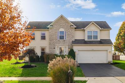 Groveport Single Family Home Contingent Finance And Inspect: 4942 Founders Drive