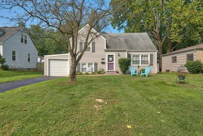 Single Family Home For Sale: 945 Francis Avenue