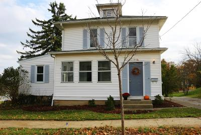 Mount Vernon OH Single Family Home For Sale: $142,900