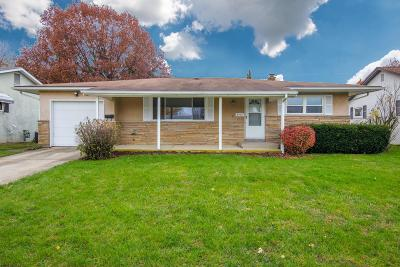 Grove City Single Family Home Contingent Finance And Inspect: 2715 Eugene Avenue