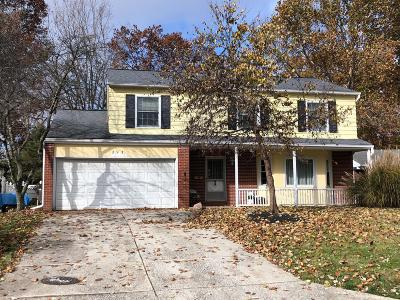 Single Family Home For Sale: 293 Rocky Fork Drive