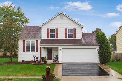 Groveport Single Family Home Contingent Finance And Inspect: 5178 Knight Street