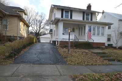Columbus Single Family Home For Sale: 37 Glencoe Road