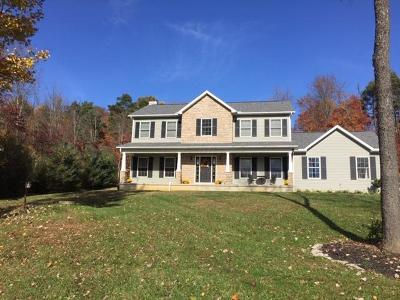 Lancaster Single Family Home For Sale: 4780 Hopewell Church Road SW