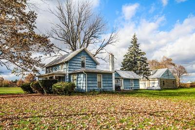 Etna Single Family Home For Sale: 7352 Palmer Road