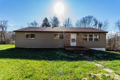 Lancaster Single Family Home Contingent Finance And Inspect: 935 Schadel Drive NW