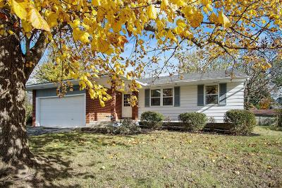 Grove City Single Family Home Contingent Finance And Inspect: 3650 Melrare Court