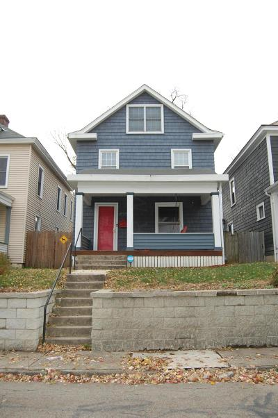 Columbus Single Family Home For Sale: 1381 Hamlet Street