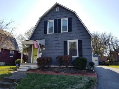 Groveport Single Family Home Contingent Finance And Inspect: 467 Elm Street
